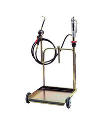 Trolley Mounted Oil Dispenser Machine