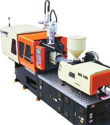 New Plastic Injection Moulding Machine 140 Ton
