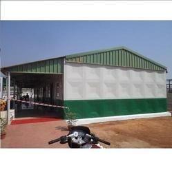 Prefabricated Office Cum Guest House