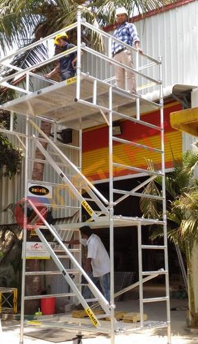 Aluminum Scaffolding Systems : Degree global equipments private limited chennai