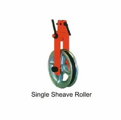 Single Sheave Aerial Roller