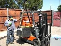 Forklift AMC Services