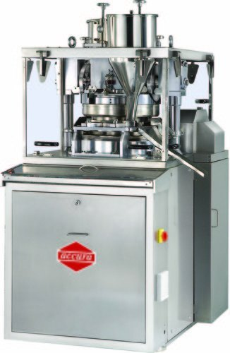 Square Model Double Rotary Tablet Press