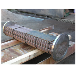High Pressure Heat Exchangers
