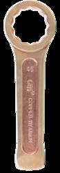 Copper Titanium Non Sparking Slogging Ring Spanner