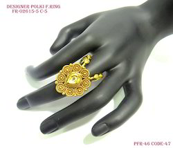 Antique Fancy Designer Finger Ring