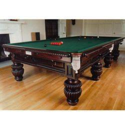 Mini Snooker In 777 Cloth