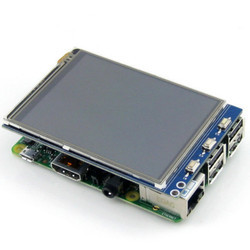 3.2 Inch Resistive Touch Screen TFT LCD For Raspberry PI