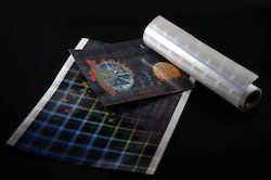 Holographic Rainbow Square Lamination Film