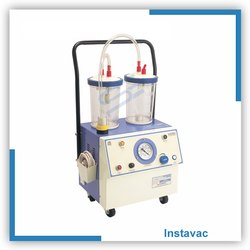 Instavac MS Suction Machine