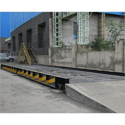 Steel Industry Weighbridge
