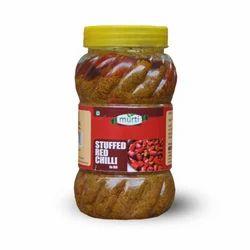 Murti Stuffed Red Chilli