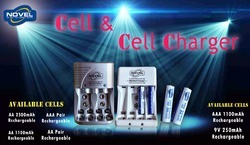 AA / AAA Carbon Battery Cell (Pair)