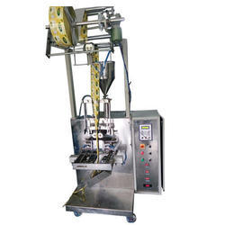 Automatic Form Fill Seal Pouch Packing Machine