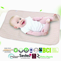 Organic Baby Change Mats