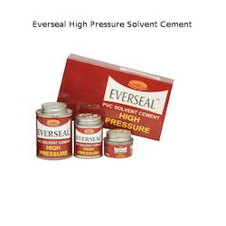 High Pressure Solvent Cement
