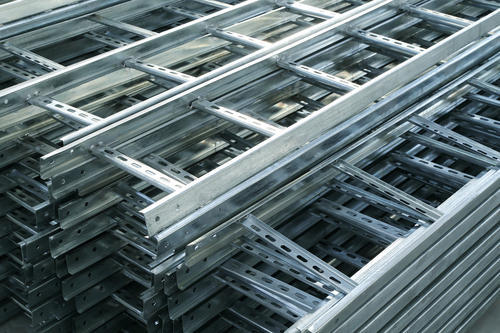Perforated & Ladder Type Cable Trays