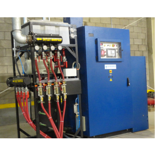 Electric Induction Furnaces