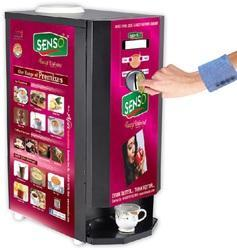 Coin Operated Tea Vending Machine
