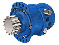 MS08-2-G1A-168-2A10-5000 Hydraulic Motor Service