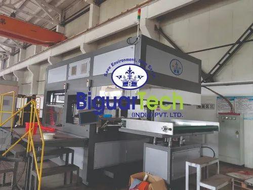 Manufacturer of Sugarcane Bagasse Tableware Making Machine