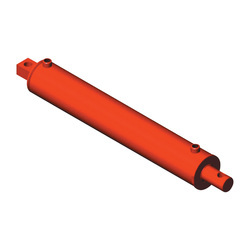 Double Ended Hydraulic Cylinder
