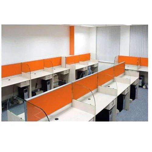 Beau Cyber Cafe Desk