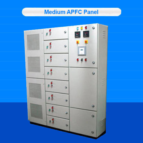 Automatic power factor control panel manufacturer from ahmedabad medium apfc panel get best quote asfbconference2016 Images