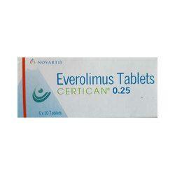 Certican 0.25 Tablets