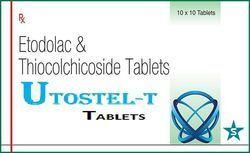 Etadolac Thiocolchicoside Tablet