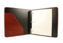 Leather Simple Ring Binder