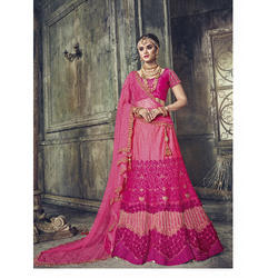Fancy Party Wear Lehenga