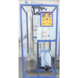 Packed Bed Distillation Column