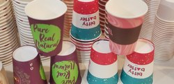 350ml Paper cup 320Gsm