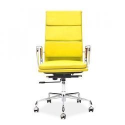 office chair yellow leather office chair manufacturer from mumbai