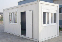 Small Modular Container