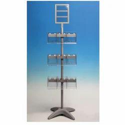 Rotatable Brochure Display Stand