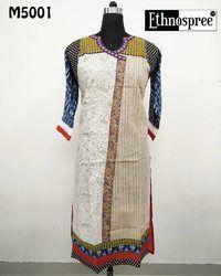 Printed Jaipuri Kurti