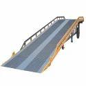 Hydraulic Loading Dock Ramp