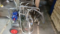 Milking Machine Trolley Mounted