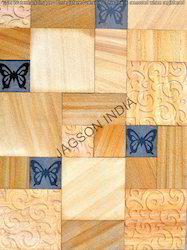 Designer Pattern Stone Tile