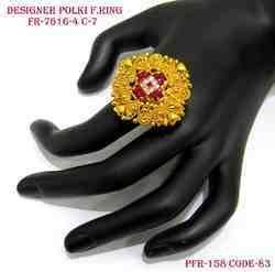 Fancy Designer Finger Ring