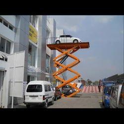 Hydraulic Scissors Car Lift