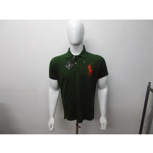 Mens Corporate Green T-Shirt