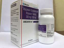 Anzavir R 300 mg/100 mg Tablet