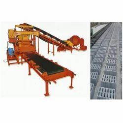Stationary Type Block Making Machine (MCH-108)