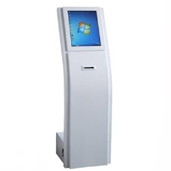 Touch Screen Telecom Kiosk