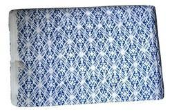 Hand Block Printed Cotton Booti Fabric Indian
