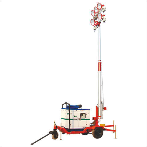 Portable Light Towers Price: Manufacturer Of Condenser Tube Cleaning System & Cleaning