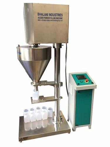 Auger Powder Filling Machine